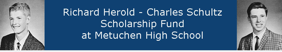 Richard Herold – Charles Schultz Scholarship Fund
